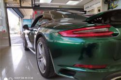 深圳罗湖汽车外观改色膜压力之下,如何做到依旧出色?