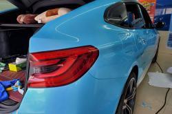 你认为深圳汽车改色膜蓝色系列的价值是什么?