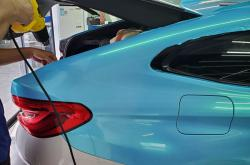 深圳汽车改色膜改装注意事项及你可能遇到的这些坑!