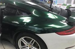 深圳汽车改色膜品牌从复杂到简单,我们能学到什么?