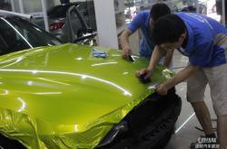 关于龙华专业车身改色膜你应该知道的事!