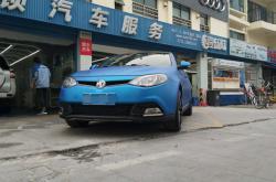 深圳光明专业车身改色膜的机会在哪?