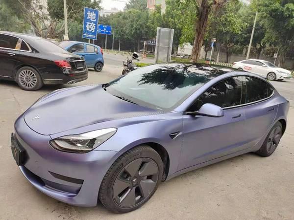 深圳车辆改色贴膜