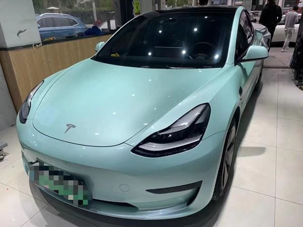 深圳汽车贴改色膜可以用几年