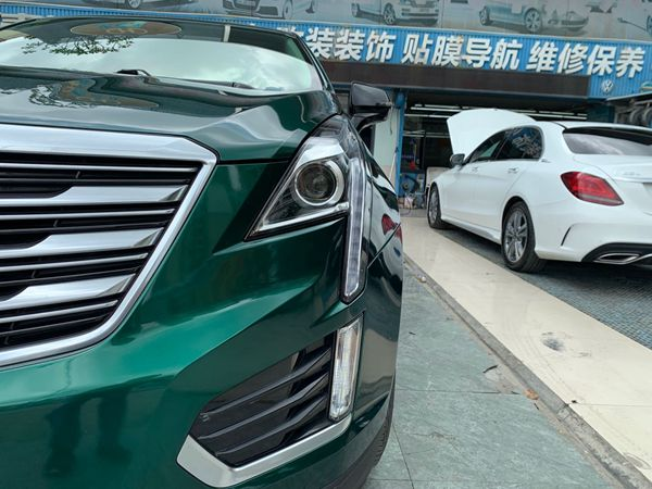 深圳汽车改色贴膜价格
