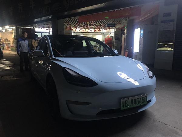 解决深圳宝安新车要贴车衣膜么困惑的方法!