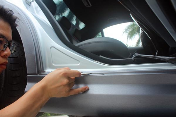 深圳宝安什么汽车改色膜好的现状,到底有多简单?