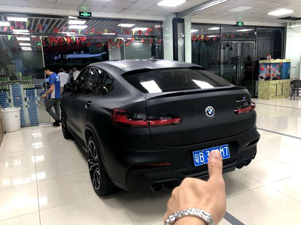深圳汽车改色备案需要多少钱