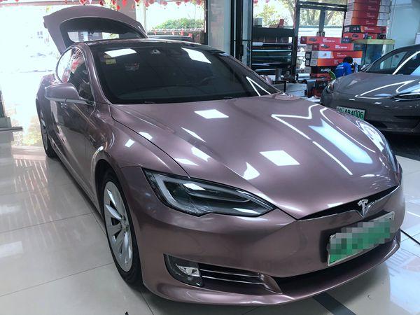 汽车贴膜的颜色